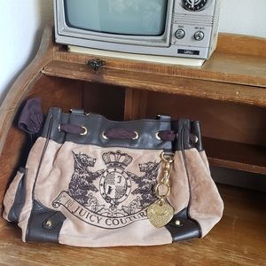Juicy Couture Bag NWT Camel Brown